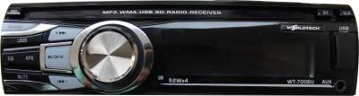 Worldtech WT - 7006U Car Stereo(Single Din)