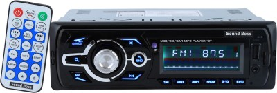 Sound Boss SB-40 Bluetooth Wireless With Phone Caller Id Receiver Car Stereo