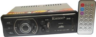 Kaxtang 2040 Car Stereo(Single Din)