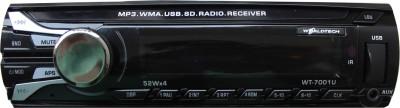 Worldtech WT - 7001U Car Stereo(Single Din)