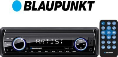 Blaupunkt Tokyo 110-USB Stero (Single din) with Remote Car Stereo