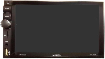 Maxal Double Din With Bluetooth & Usb ( Full Hd) MX9019 Car Stereo(Double Din)