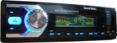 Sound Boss SB-07 Car Stereo