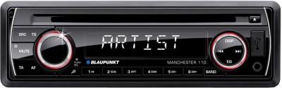 Blaupunkt Manchester 110 - CD, USB,Car Stereo Car Stereo(Single Din)