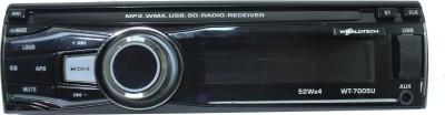 Worldtech WT-7005U Car Stereo(Single Din)