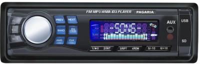 Pagaria PVFD-64 USB/FM/Fixed Panel ID3 Car Stereo