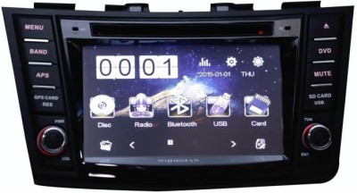 Woodman Double Din WM-6060 Car Stereo(Double Din)