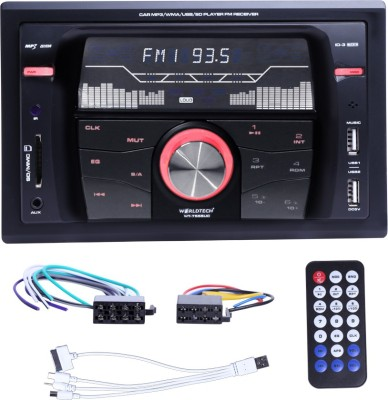 Worldtech 265125 Car Stereo