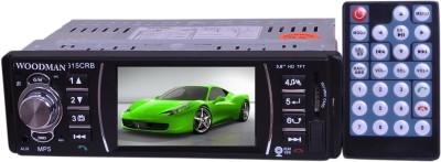 Woodman Single Din MP5 (USB & Bluetooth) Car Stereo