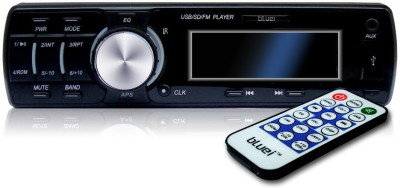 Bluei 112- Detachable Audio MP3/FM/USB/AUX/SD Card Player Car Stereo