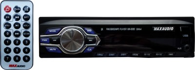 Max Audio MP3/FM/USB/SD/MMC/AUX - MA - 6060 Car Stereo
