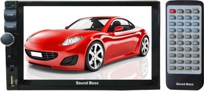 Sound Boss SBDD-02 MP5 PLAYER WITH REAR VIEW CAMERA Connectivity & Bluetooth Wireless With Phone Caller Id Receive with Touch Screen,MP5-7002,MP5-7001 Car Stereo