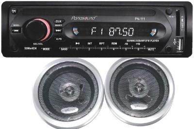 Panasound PN-111WTSPK Car Stereo