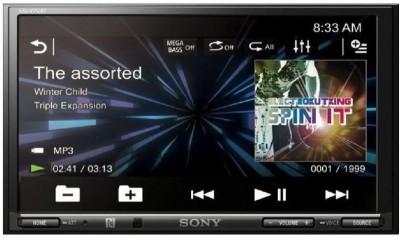 Sony XAV-V750BT- 7inch USB/Bluetooth/NFC/Siri Double DIN Touch Panel Monitor Car Stereo