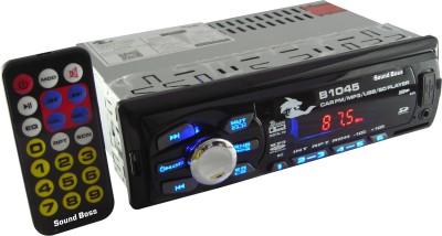 Sound Boss SB-1045 FM/MP3/USB/SD/AUX Car Stereo
