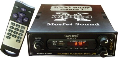 Sound Boss HIFI AUDIO MOSFET SOUND Car Stereo