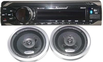 Panasound PN 217 BTWTSPK Car Stereo