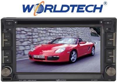 Worldtech WT-625UC Car Stereo