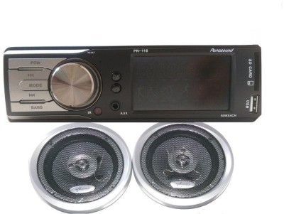 Panasound PN-116WTSPK Car Stereo