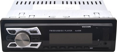 Victor VT-2700D CAR STEREO FM RADIO MP3 WITH USB/ SD CARD / ID3 FUNCTION WMA PLAYER WITH REMOTE Car Media Player