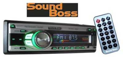 Sound Boss SBD-4040 Car Stereo