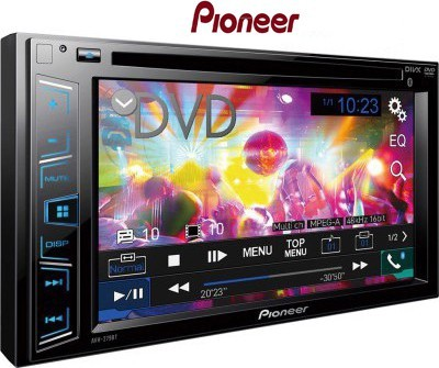 Pioneer Avh-279bt Car Stereo