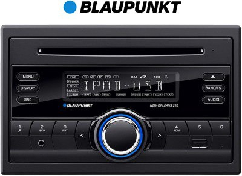 Blaupunkt New Orleans 220 Car Stereo(Double Din)