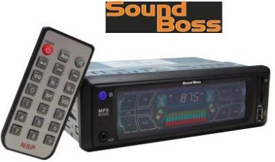 Sound Boss SB-29 TOUCH SCREEN Car Stereo