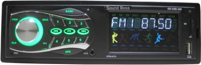 Sound Boss SBG400 Car Stereo
