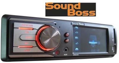 Sound Boss SB-GS-M-800 Car Stereo