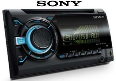 Sony WX-800UI Car Stereo(Double Din)