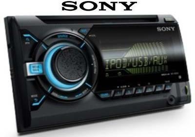 Sony WX-800UI Car Stereo