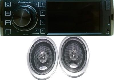 Panasound PN-266BTWTSPK Car Stereo