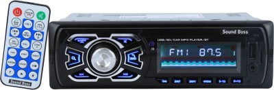 Sound Boss SB-39 Bluetooth Wireless With Phone Caller Id Receiver Car Stereo