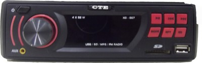Crazy Tech Electronics CT007 Car Stereo