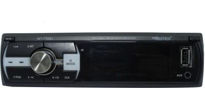 Worldtech WT - 7103U Car Stereo(Single Din)