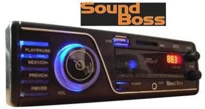 Sound Boss SB-2021 Car Stereo