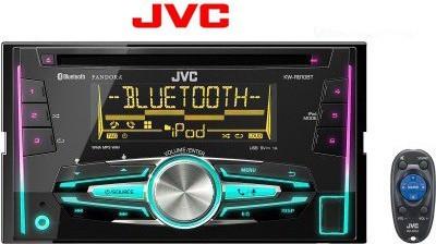 JVC KW-R910BT Car Stereo