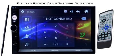 Woodman Doubledin With Bluetooth & Usb ( Full Hd) Car Stereo(Double Din)
