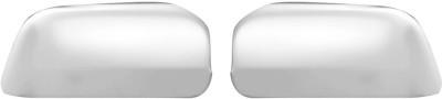Auto Pearl Premium Quality Chrome Plated Mirror Cover For-Mahindra Quanto Plastic Car Mirror Cover