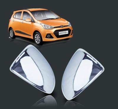Auto Pearl Premium Quality Car Chrome Hyundai I10 Grand Plastic Car Mirror Cover