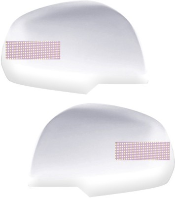Auto Pearl Premium Quality Chrome Plated Blinking Mirror Cover For-Maruti Suzuki A-star Plastic Car Mirror Cover