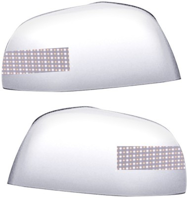 Auto Pearl Premium Quality Chrome Plated Blinking Mirror Cover For-Renault Pulse Plastic Car Mirror Cover