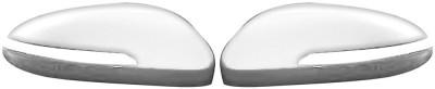 Auto Pearl Premium Quality Chrome Plated Mirror Cover For-Hyundai I20 Elite Plastic Car Mirror Cover