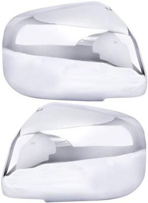Auto Pearl Premium Quality Chrome Plated Mirror Cover For-Mahindra Scorpio 2014 Plastic Car Mirror Cover