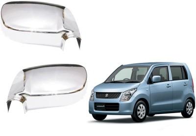 Auto Pearl Premium Quality Car Chrome Maruti Suzuki WagonR Plastic Car Mirror Cover