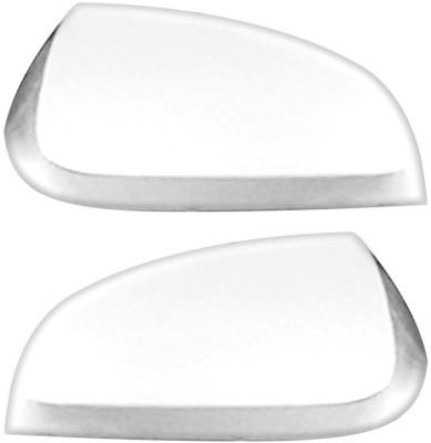 Auto Pearl Premium Quality Chrome Plated Mirror Cover For-Hyundai I10 Grand Plastic Car Mirror Cover(Hyundai Grand i10)