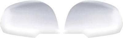 Auto Pearl Premium Quality Chrome Plated Mirror Cover For-Maruti Suzuki A-star Plastic Car Mirror Cover