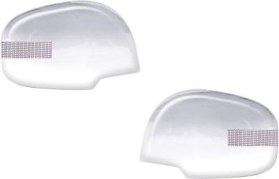 Auto Pearl Premium Quality Chrome Plated Blinking Mirror Cover For-Maruti Suzuki Swift Plastic Car Mirror Cover