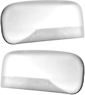 Auto Pearl Premium Quality Chrome Plated Mirror Cover For-Mahindra TUV 300 Plastic Car Mirror Cover